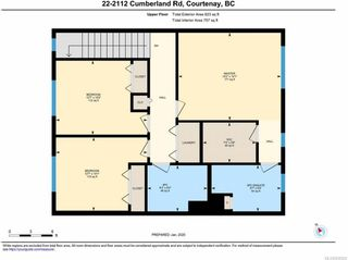 Photo 11: 22 2112 Cumberland Rd in COURTENAY: CV Courtenay City Row/Townhouse for sale (Comox Valley)  : MLS®# 839525