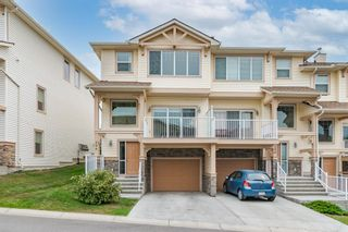 Photo 3: 296 Sunset Point: Cochrane Row/Townhouse for sale : MLS®# A1134676