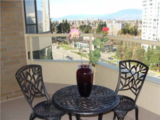 Photo 7: 1106 5790 PATTERSON Avenue in Burnaby: Metrotown Condo for sale (Burnaby South)  : MLS®# V1107765
