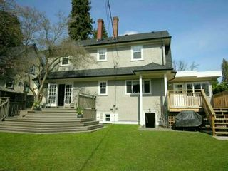 Photo 2: 1322 W KING EDWARD AV in Vancouver: Shaughnessy House for sale (Vancouver West)  : MLS®# V582554