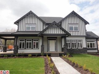 Photo 1: 32647 APPLEBY CT in Mission: Mission BC House for sale : MLS®# F1224431