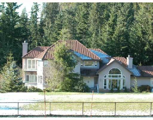 Main Photo: 147 FERN Drive: Anmore House for sale (Port Moody)  : MLS®# V688000