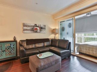 "Photo 3: 301 3333 W 4TH Avenue in Vancouver: Kitsilano Condo for sale in ""BLENHEIM TERRACE"" (Vancouver West)  : MLS®# V1050327"