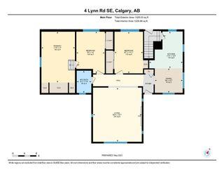 Photo 33: 4 Lynn Road SE in Calgary: Ogden Detached for sale : MLS®# A1113660