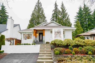 Photo 1: 3376 MANNING CRESCENT in North Vancouver: Roche Point House for sale : MLS®# R2528713