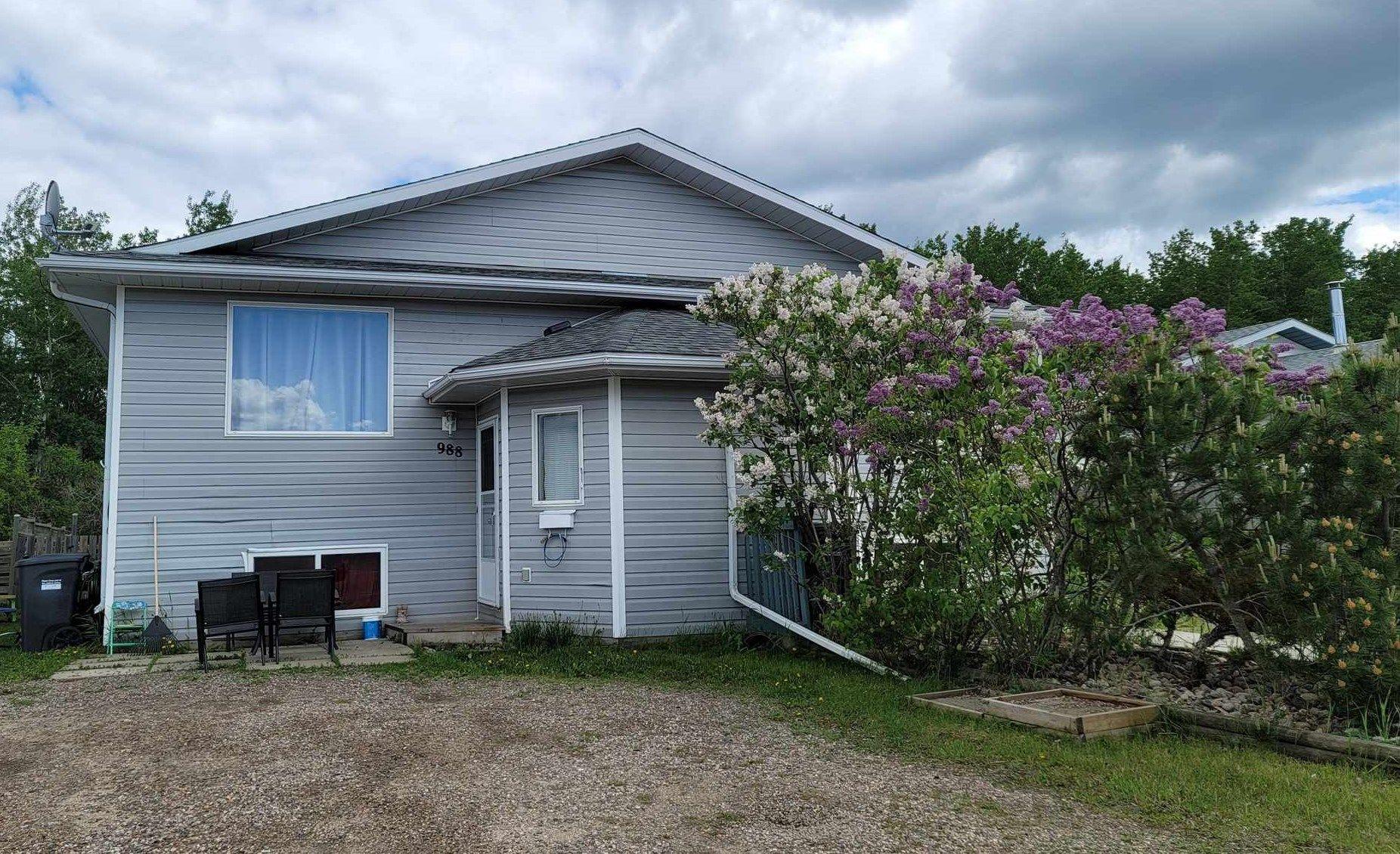 Main Photo: 988 13 Street: Cold Lake House Half Duplex for sale : MLS®# E4249327
