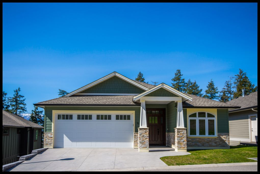 Main Photo: 25 2990 Northeast 20 Street in Salmon Arm: Uplands House for sale : MLS®# 10098372
