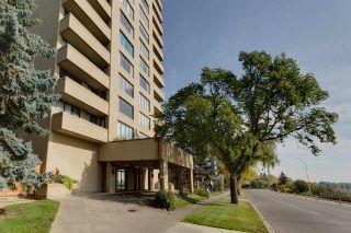 Photo 24: 504 8340 JASPER Avenue in Edmonton: Zone 09 Condo for sale : MLS®# E4243652