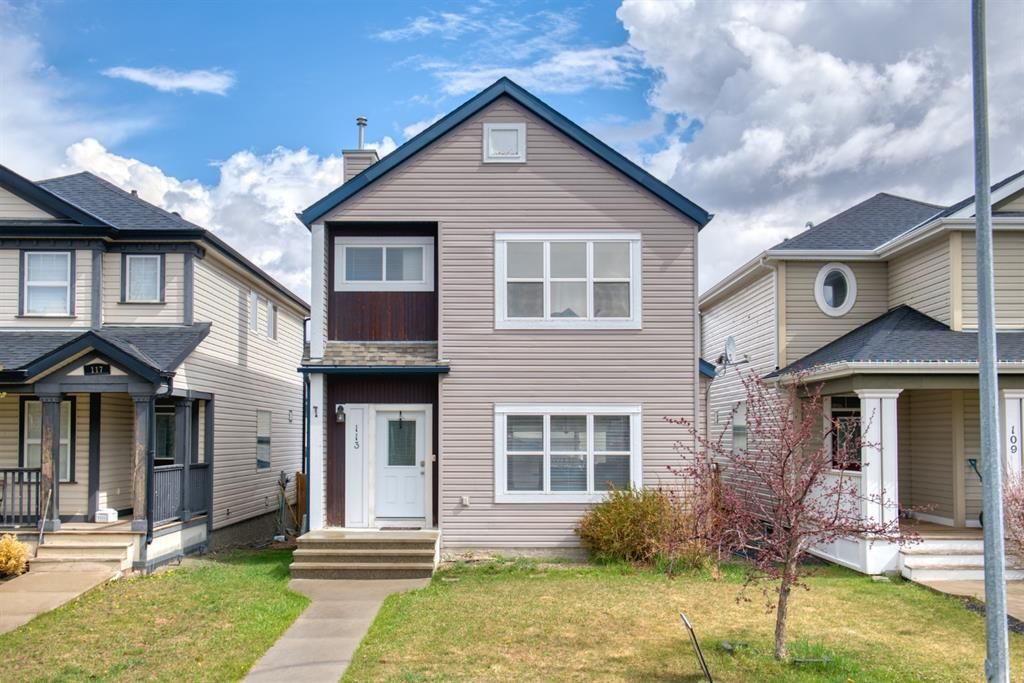 Main Photo: 113 Copperstone Circle SE in Calgary: Copperfield Detached for sale : MLS®# A1103397