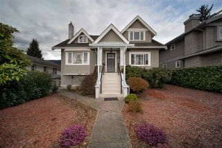 Main Photo: 1357 FULTON Avenue in West Vancouver: Ambleside House for sale : MLS®# R2579024
