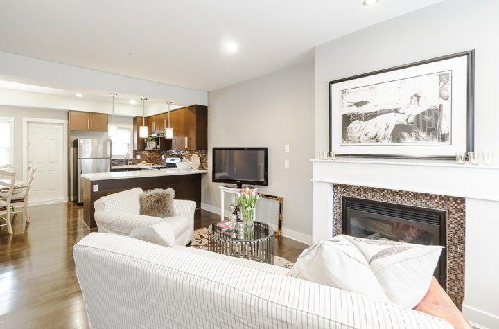 Main Photo: 4176 WELWYN STREET in Vancouver: Victoria VE Townhouse for sale (Vancouver East)  : MLS®# R2041102