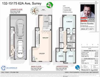 "Photo 29: 132 15175 62A Avenue in Surrey: Panorama Ridge Townhouse for sale in ""Brooklands"" : MLS®# R2487174"