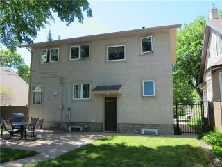 Photo 16: 42 Claremont Avenue in Winnipeg: Norwood Flats Residential for sale (2B)  : MLS®# 1814875