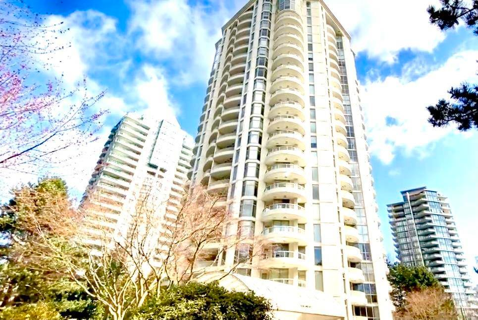 """Main Photo: 2301 6188 PATTERSON Avenue in Burnaby: Metrotown Condo for sale in """"THE WIMBELDON CLUB"""" (Burnaby South)  : MLS®# R2580612"""