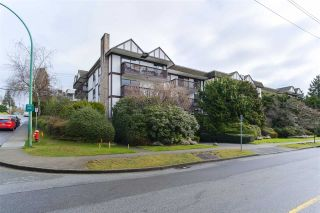 "Photo 1: 203 310 E 3RD Street in North Vancouver: Lower Lonsdale Condo for sale in ""Hillshire Place"" : MLS®# R2447906"