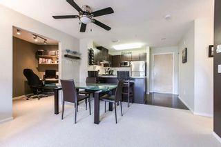 "Photo 5: 322 700 KLAHANIE Drive in Port Moody: Port Moody Centre Condo for sale in ""BOARDWALK"" : MLS®# R2039030"