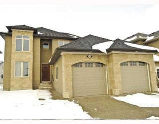 Photo 1: 60 EVERGREEN Row SW in CALGARY: Shawnee Slps Evergreen Est Residential Detached Single Family for sale (Calgary)  : MLS®# C3378995