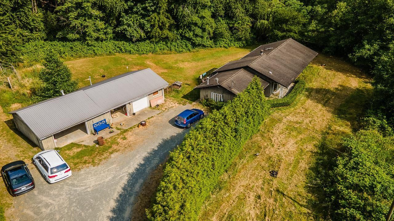 "Main Photo: 9980 280 Street in Maple Ridge: Whonnock House for sale in ""Whonnock"" : MLS®# R2598763"