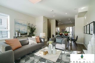 """Photo 5: 21 20087 68 Avenue in Langley: Willoughby Heights Townhouse for sale in """"PARK HILL"""" : MLS®# R2410494"""