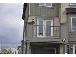 Photo 15: 36 WINDSTONE Green SW: Airdrie Townhouse for sale : MLS®# C3572091