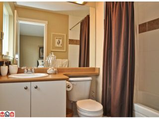 """Photo 7: 50 16789 60TH Avenue in Surrey: Cloverdale BC Townhouse for sale in """"Laredo"""" (Cloverdale)  : MLS®# F1014213"""
