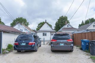 Photo 23: 864 Pritchard Avenue in Winnipeg: Shaughnessy Heights Residential for sale (4B)  : MLS®# 202121600