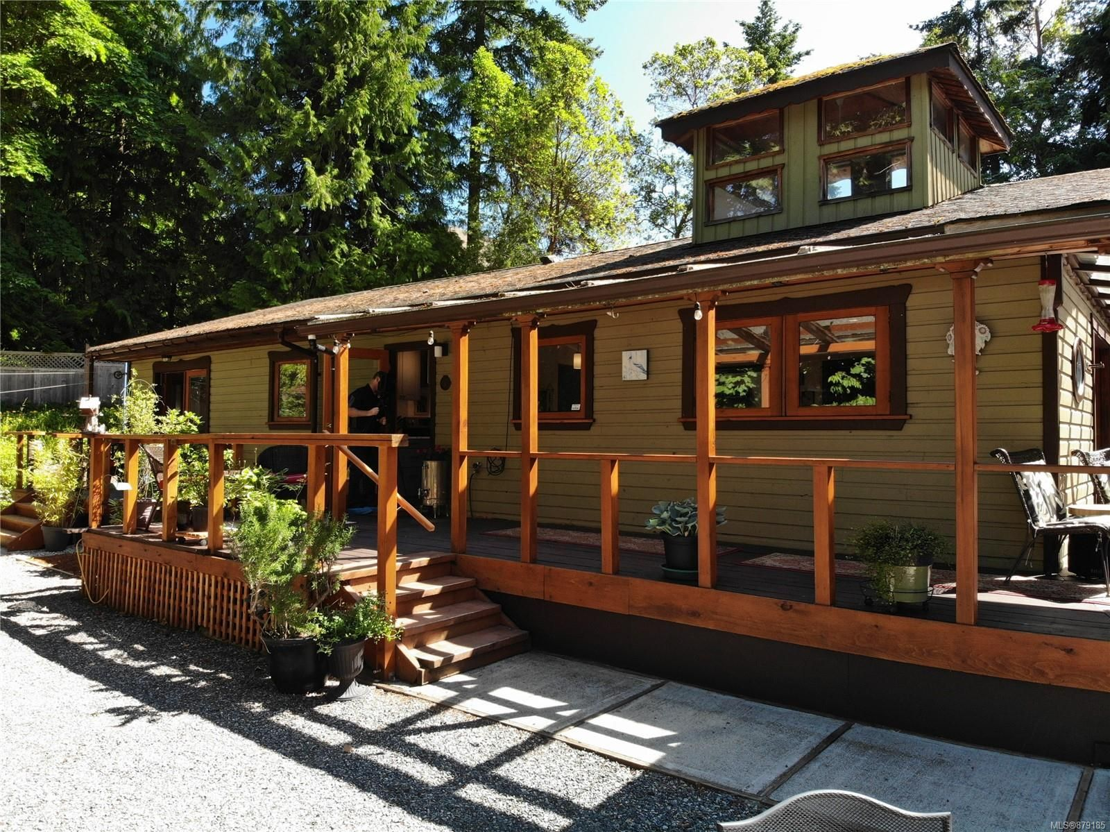 Main Photo: 158 Park Dr in : GI Salt Spring House for sale (Gulf Islands)  : MLS®# 879185