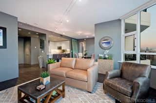 Photo 5: DOWNTOWN Condo for sale : 2 bedrooms : 700 W Harbor Dr #1503 in San Diego