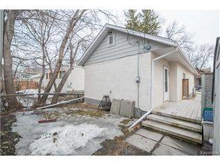 Photo 17: 119 Guay Avenue in Winnipeg: St Vital Residential for sale (2D)  : MLS®# 1704073