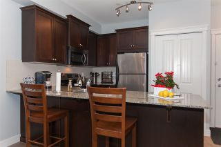 """Photo 5: 303 17712 57A Avenue in Surrey: Cloverdale BC Condo for sale in """"West on the Village Walk"""" (Cloverdale)  : MLS®# R2246954"""