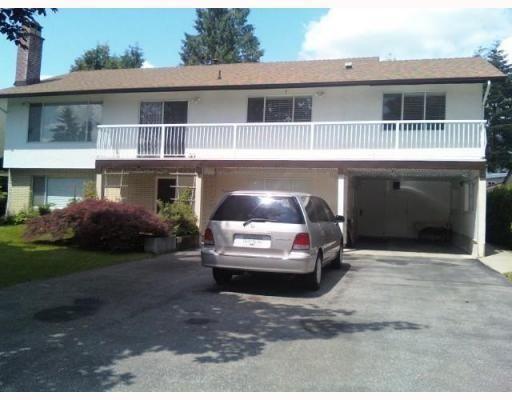 Main Photo: 1041 FRASER AV in Port Coquitlam: House for sale : MLS®# V773984