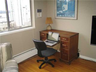 "Photo 8: 501 1250 BURNABY Street in Vancouver: West End VW Condo for sale in ""THE HORIZON"" (Vancouver West)  : MLS®# V878891"