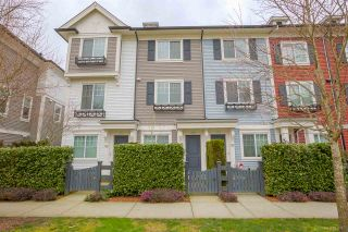 """Photo 1: 80 3010 RIVERBEND Drive in Coquitlam: Coquitlam East Townhouse for sale in """"WESTWOOD BY MOSAIC"""" : MLS®# R2152995"""