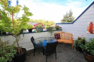 Photo 22: 107 3753 W 10TH Avenue in Vancouver: Point Grey Townhouse for sale (Vancouver West)  : MLS®# R2502450