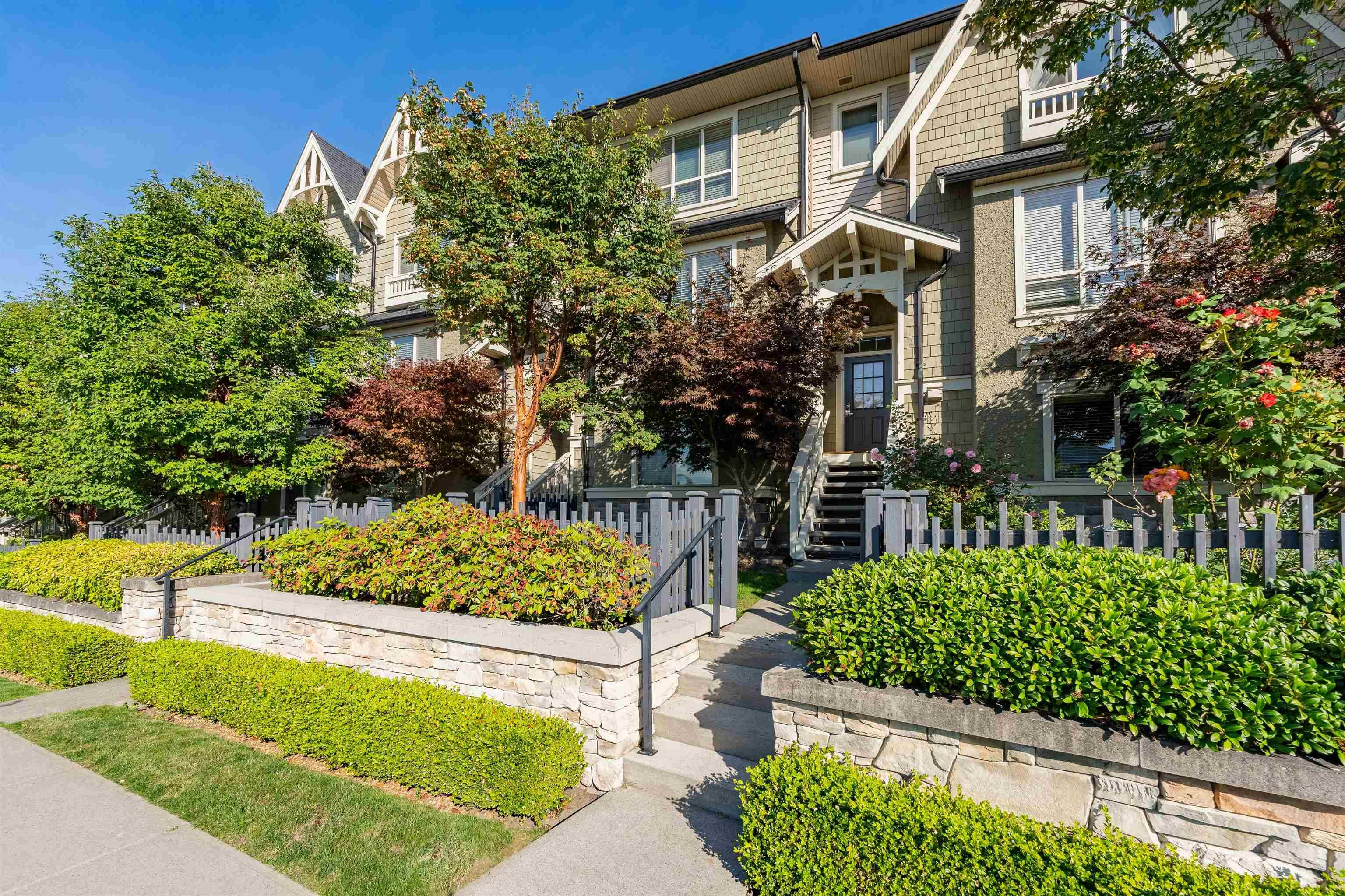 """Main Photo: 2 10595 DELSOM Crescent in Delta: Nordel Townhouse for sale in """"CAPELLA at Sunstone (by Polygon)"""" (N. Delta)  : MLS®# R2616696"""