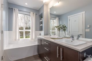 """Photo 23: 4 3437 WILKIE Avenue in Coquitlam: Burke Mountain Townhouse for sale in """"TATTON WEST"""" : MLS®# R2565949"""