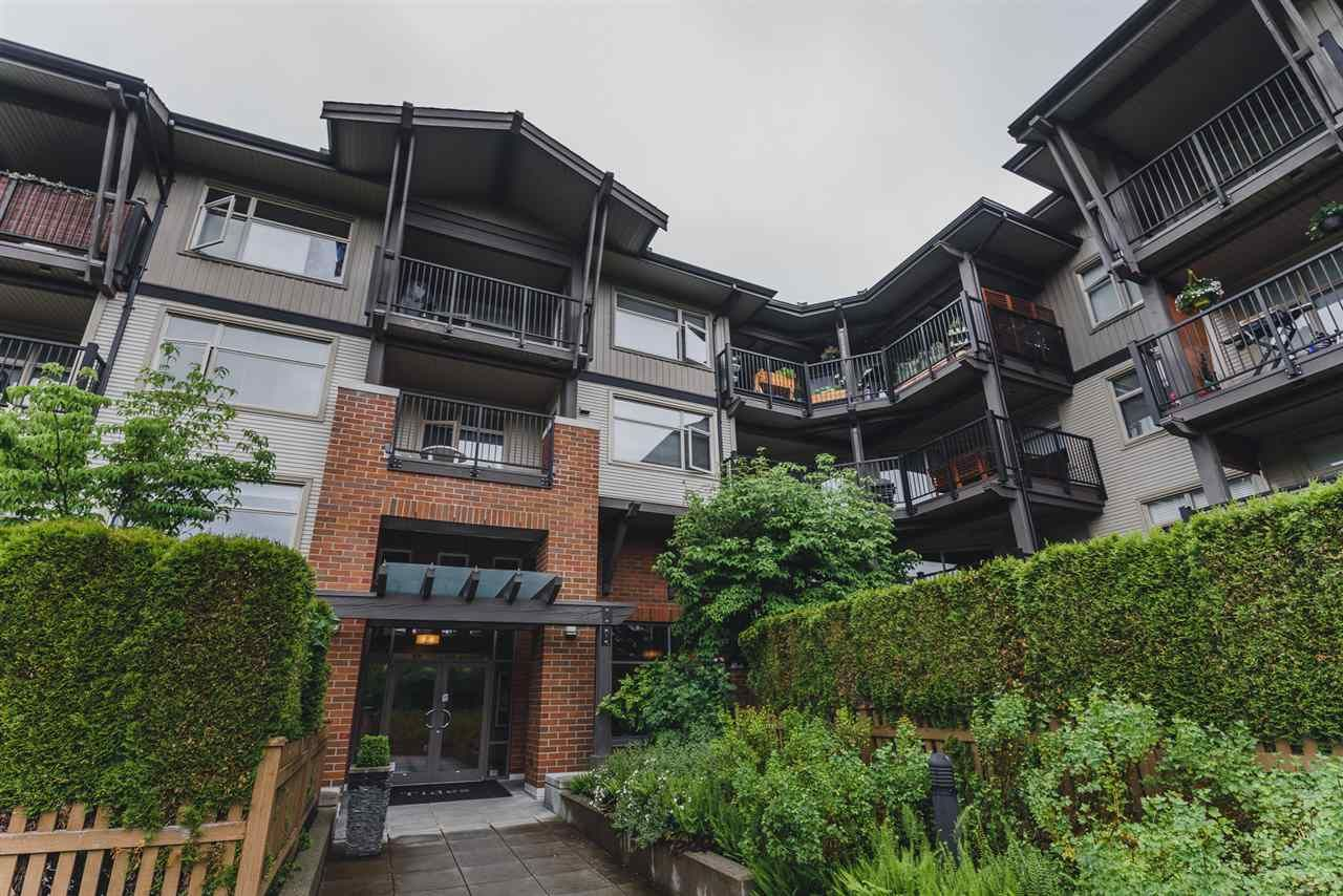 """Main Photo: 302 400 KLAHANIE Drive in Port Moody: Port Moody Centre Condo for sale in """"TIDES"""" : MLS®# R2170542"""