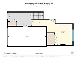 Photo 31: 628 Copperpond Boulevard SE in Calgary: Copperfield Row/Townhouse for sale : MLS®# A1104254