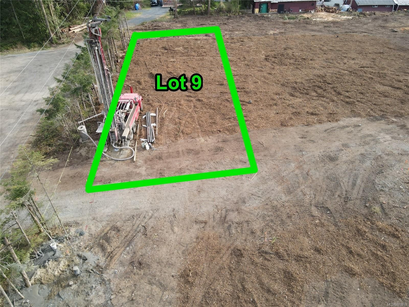 Main Photo: 9 Williams St in : PQ Errington/Coombs/Hilliers Land for sale (Parksville/Qualicum)  : MLS®# 871818