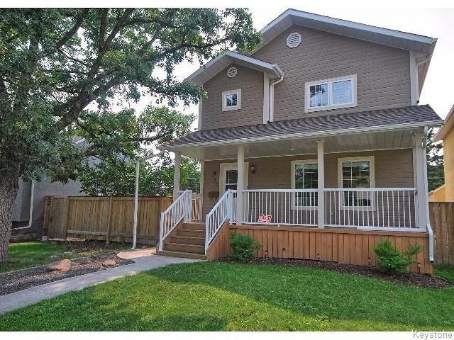 Main Photo: 136 Harrowby Avenue in WINNIPEG: St Vital Residential for sale (South East Winnipeg)  : MLS®# 1518220