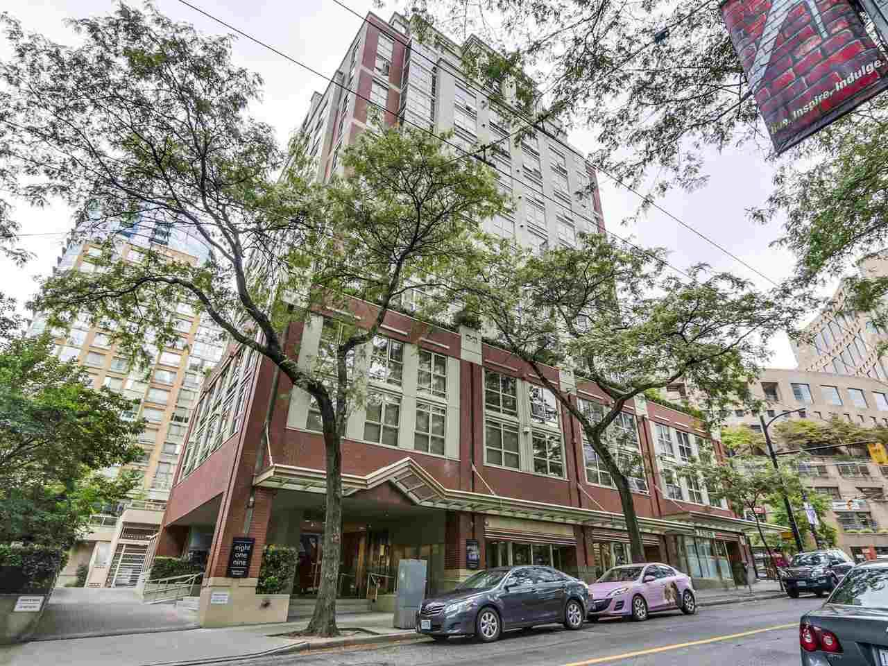 "Main Photo: 1004 819 HAMILTON Street in Vancouver: Downtown VW Condo for sale in ""819 HAMILTON"" (Vancouver West)  : MLS®# R2105392"