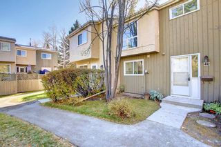 Main Photo: 40 11407 Braniff Road SW in Calgary: Braeside Row/Townhouse for sale : MLS®# A1156084