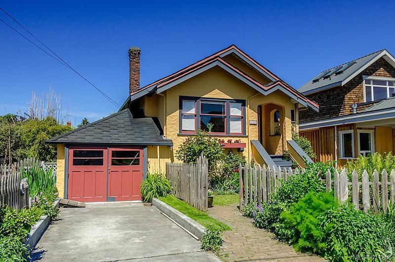 Main Photo: 1230 Chapman St in : Vi Fairfield West House for sale (Victoria)  : MLS®# 611288