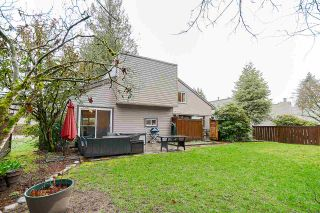 "Photo 37: 21 3397 HASTINGS Street in Port Coquitlam: Woodland Acres PQ Townhouse for sale in ""Maple Creek"" : MLS®# R2544787"