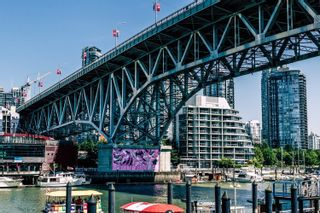 "Photo 2: 203 1365 W 4TH Avenue in Vancouver: False Creek Condo for sale in ""Granville Island Village"" (Vancouver West)  : MLS®# R2615981"