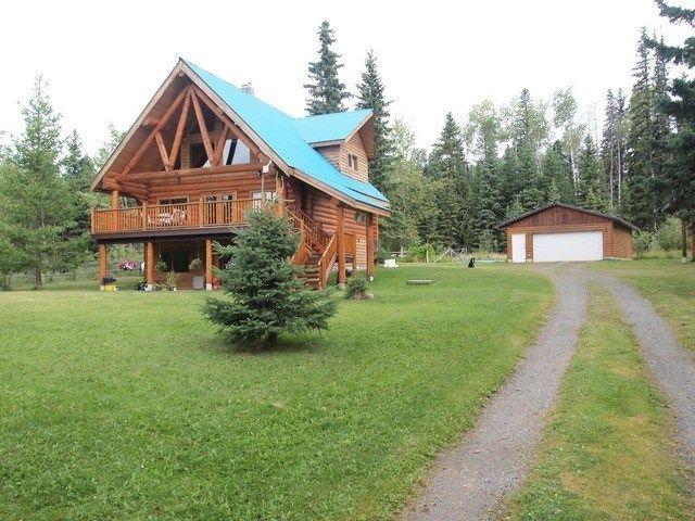 Main Photo: 7895 DEAN Road in Bridge Lake: Bridge Lake/Sheridan Lake House for sale (100 Mile House (Zone 10))  : MLS®# R2527265