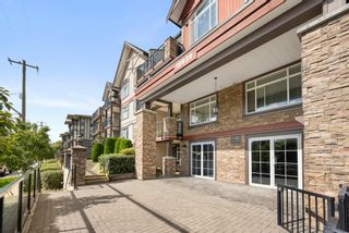 """Photo 3: 314 19939 55A Avenue in Langley: Langley City Condo for sale in """"MADISON CROSSING"""" : MLS®# R2616834"""