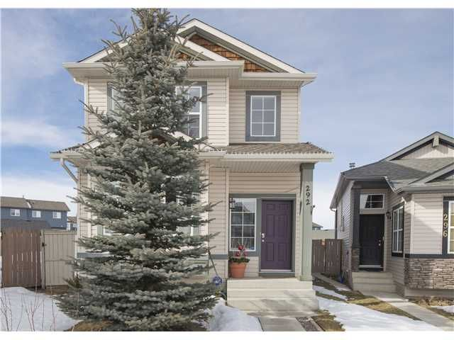 Main Photo: 292 EVERSYDE Circle SW in CALGARY: Evergreen Residential Detached Single Family for sale (Calgary)  : MLS®# C3601421