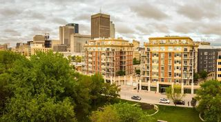 Photo 1: 302 290 Waterfront Drive in Winnipeg: Exchange District Condominium for sale (9A)  : MLS®# 202103411