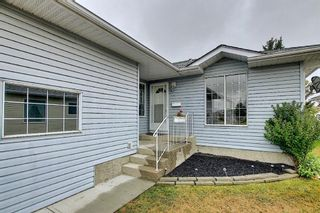 Photo 33: 184 Woodside Close NW: Airdrie Semi Detached for sale : MLS®# A1137637